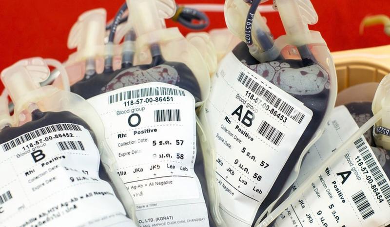 فصائل-الدم-عند-الإنسان