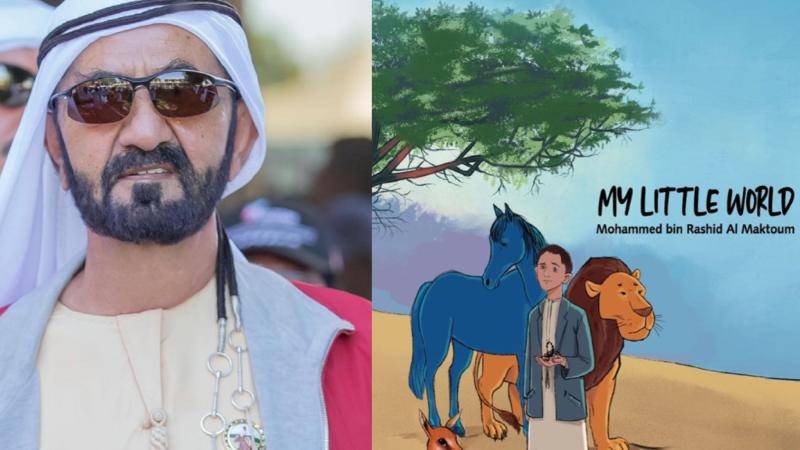sheikh-mohammed-shares-his-childhood-memories-in-new-book