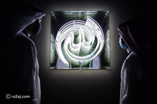 نور-الرياض:-دمج-الماضي-والحاضر-في-احتفالية-بالسعودية